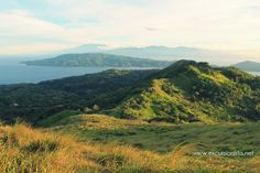 From summit to sea: hike to Mt. Gulugod Baboy with a side trip to Sombrero Island