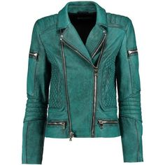 Women's Designer Outfit Diamond Quilted Moto Teal Leather Jacket - All Sizes Available Shop Now 👉👉👉  http://ebay.to/2BJ83wl  Add a New Attractive Teal Shade Jacket in your Wardrobe. Gold Mark Leathers Brings New Moto Teal Leather Jacket for Girls. The Jacket is purely made with Genuine Leather and Appealing Teal Shade make it more Fascinating. Buy now in Reasonable Price.  #womenfashion #girlsfashion #attractive #stylish #fashion #newarrivals #womenwardrobe #onlineshopping #onlinestore
