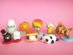 mini kawaii figures. Where can I buy these??