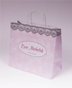 eco bags, paper bags, pink bag, shopping bag, http://www.ecosac.pl/, design, realization