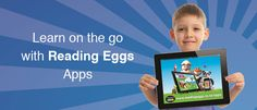 Reading Eggs apps - [Carmel]