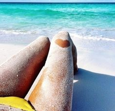 Next time you're at the beach, give yourself a good scrub in the sand after your swim. The salt water and sand exfoliate and clean dry and tired skin   www.MumaHealth.com  #skintip #beach #exfoliate #lifestyle #nutrition #diet #healthy #fit #foodgasm #foodporn #food #health #fitness #detox #cleaneating #raw #vegan #glutenfree #instapic #vitamins #protein #foodie #fresh #delicious #superfood #MumaHealth