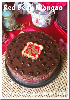 Get Chinese Food Treat Recipe Chinese New Year Cookies, Asian Cake, Glutinous Rice Flour, New Year's Cake, Rice Balls, Almond Cookies, Fortune Cookie, Red Beans, Dessert Recipes