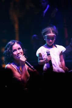 jhene and her daughter namiko