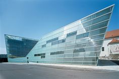 Extension of the Ars Electronica Centre | Linz, Austria | Treusch Architecture | Photo by Rupert Steiner