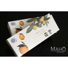 Natural Japanese incense sticks: Wakan 和柑 Japanese citrus harmony 90 sticks