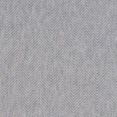 CASHMERE VELVET HERRINGBONE in Light Gray 10180-09 Donghia