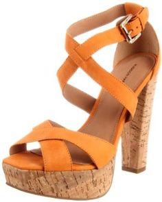 Amazon.com: Madison Harding Women's Jackson Platform Sandal: Shoes