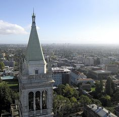 The Campanile, U.C Berkeley