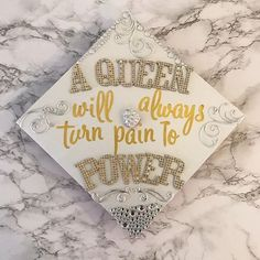 75 Creative Ways to Decorate Your Graduation Cap - - An interesting post from POPSUGAR Smart Living. Funny Graduation Caps, Custom Graduation Caps, College Graduation Pictures, Graduation Cap Toppers, Nursing School Graduation, Graduation Cap Designs, Graduation Cap Decoration, Graduation Diy, Grad Cap