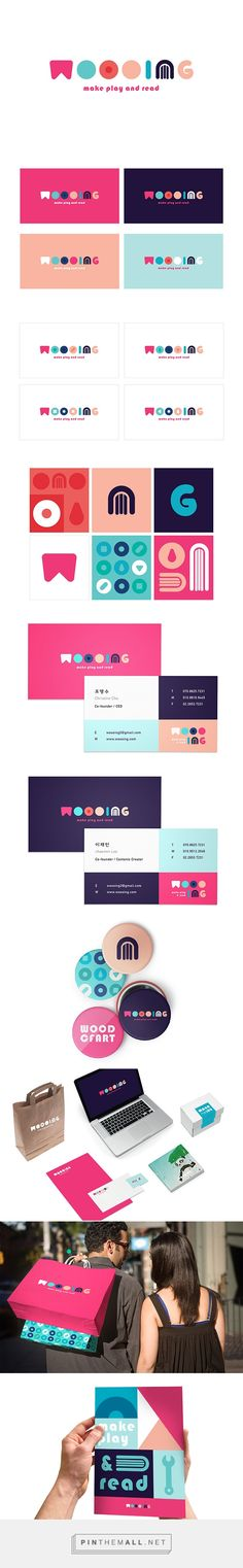 WOOOING Brand Design By Eggplant Factory on Behance | Fivestar Branding – Design and Branding Agency & Inspiration Gallery