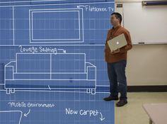 Task force to create modern classroom