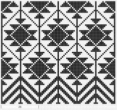 Billedresultat for mochila bag crochet pattern free Mochila Crochet, Bag Crochet, Crochet Purses, Crochet Chart, Filet Crochet, Tapestry Crochet Patterns, Bead Loom Patterns, Cross Stitch Patterns, Knitting Charts