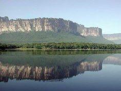 Rio Carrao, Edo. Bolívar - Venezuela