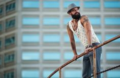 Justin Smith - Urban Beardsman