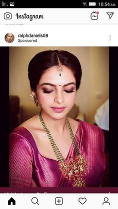 Indian Bridal Sarees, Indian Bridal Fashion, Indian Wedding Jewelry, Indian Wedding Outfits, Bridal Wedding Dresses, Indian Beauty Saree, Saree Wedding, Christian Bridal Saree, Christian Bride