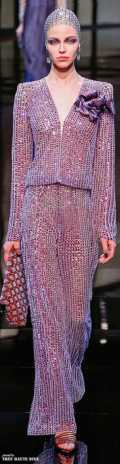 Giorgio Armani Privé Couture Spring 2014~*~PM