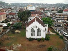 St. John Maroon- Freetown, Sierra Leone