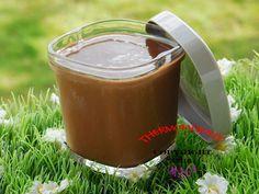 CREME AU CHOCOLAT au TM5 (thermomix) Creme Dessert Thermomix, Thermomix Desserts, Cacao, Pudding, Ajouter, Food, Chocolate Cream, Healthy Eating Recipes, Essen
