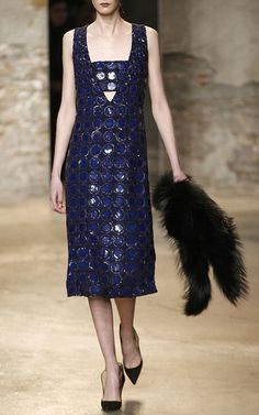 Sally LaPointe Look 29 on Moda Operandi
