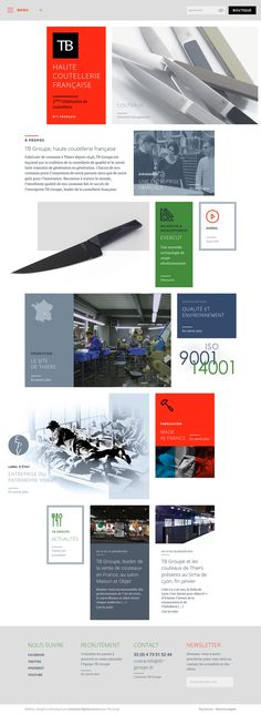 TB - Creative Minimal Web Design