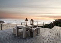 Entire home/apt in Eersterivierstrand, South Africa. Oppisand is perfect self-catering holiday or romantic escape, accommodating 2 adults and 4 children. You cannot get closer to the beach. Beautiful Beach Houses, Outdoor Seating, Outdoor Decor, Romantic Escapes, Weekends Away, Renting A House, Vacation Spots, South Africa, Outdoor Furniture Sets