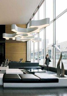 Freeform Light Fixture