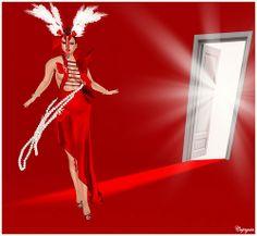KV SIM - Valentine's Day HAute Couture - AD Creations