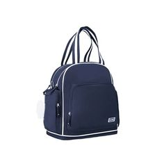 Sunveno Signature Maternity Diaper Bag - Navy Blue  Ever wished for a diaper bag which is a trio convertible diaper bag – Back pack, Messenger Bag and a Handbag! For the Stylish and Traveller Mom's, our most sought after Trio Signature Diaper Bag is here! This Sunveno diaper bag comes in lovely English colours to make this extremely spacious bag, turn heads around. Convenient double zipper design offers you a large view and makes the big space accessible, without letting the sides fall off or th Sunveno Diaper Bag, Trendy Diaper Bags, Convertible Diaper Bag, Baby Items, Messenger Bag, Maternity, Navy Blue, English, Colours