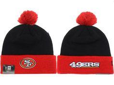 b245127d842bb Cheap NFL San Francisco 49ers Beanies (20) (47918) Wholesale