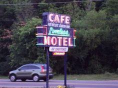 the loveless cafe!