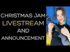 (280) CHRISTMAS JAM 🎄 & ANNOUNCEMENT - YouTube Christmas Jam, Announcement, Songs, Youtube, Song Books, Youtubers, Youtube Movies