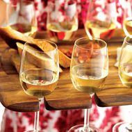 """Host a wine tasting party: """"Break out the new wineglasses and pop the cork. Hosting a wine tasting party at home is easier than you think. Just see, swirl, sniff, and sip."""""""
