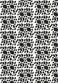 This print is done by using drop repeat in textile for development of textile sample.