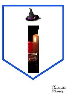 Andrzejki w przedszkolu - pomysły i pomoce dydaktyczne Halloween, Lava Lamp, Table Lamp, Ideas, Table Lamps, Thoughts, Lamp Table, Spooky Halloween