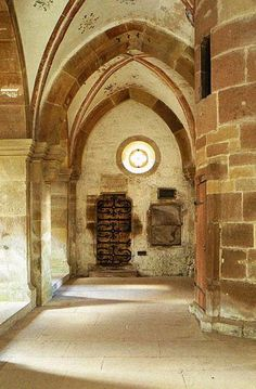 Maulbronn Monastery - most complete medieval monastery in Europe
