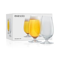 Ölglas 35cl, 6-pack, Eva Solo