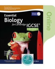 Igcse Biology Textbook Pdf