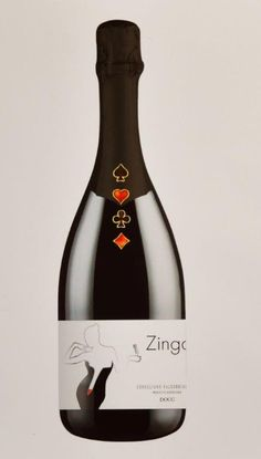 Zinga!! prosecco docg dry !