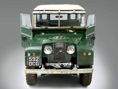 Long-wheelbase Defender 127 built in a pop-up tent — LRO Land Rover Serie 1, Land Rover Defender, Road Transport, Range Rover Classic, Off Road, Expedition Vehicle, Station Wagon, Vw Bus, Land Cruiser