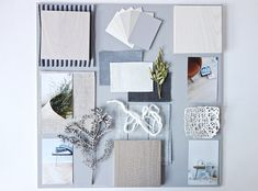 Commissioned moodboards-Pure Nordic Style -Eclectic Trends