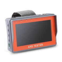 ANNKE 4.3 Inch HD AHD CCTV Tester Monitor AHD 1080P Analog Camera PTZ UTP Cable Tester 12V1A Output. Yesterday's price: US $103.69 (85.80 EUR). Today's price: US $44.59 (36.90 EUR). Discount: 57%.