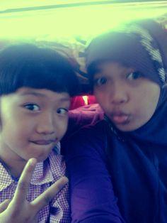 with Dzakira :)