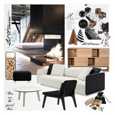 """""""Let it Snow"""" by snowbell ❤ liked on Polyvore featuring interior, interiors, interior design, home, home decor, interior decorating, Foxy Potato, Avon, Normann Copenhagen and Toast"""