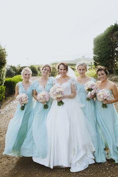 Waiheke Island Wedding at Mudbrick Vineyard Bridesmaid Dresses, Wedding Dresses, Bride Dresses, Bridesmaids, Waiheke Island, Island Weddings, Marry Me, Style Me, Wedding Photos