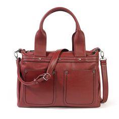 Bolso con tachuelas Fashion, Woman, Sacks, Totes, Accessories, Moda, Fashion Styles, Fashion Illustrations