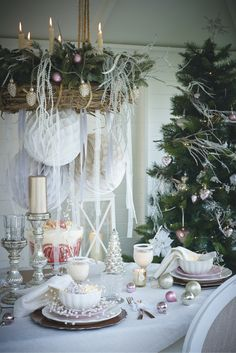Add Christmas charm to your home this festive season, with plenty of festive accessories from ribbons to glittery baubles!