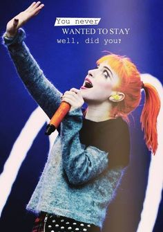 For a Pessimist, I'm Pretty Optimistic l Paramore