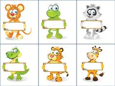 Owl Classroom, Classroom Themes, Preschool Arts And Crafts, Preschool Activities, School Border, Spongebob Birthday Party, School Frame, Cute Tigers, School Labels