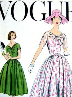 Vogue 9106, ca 1957